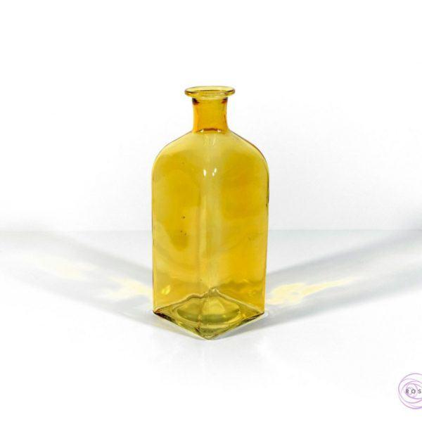 Butelka winston w kolorze zółtym