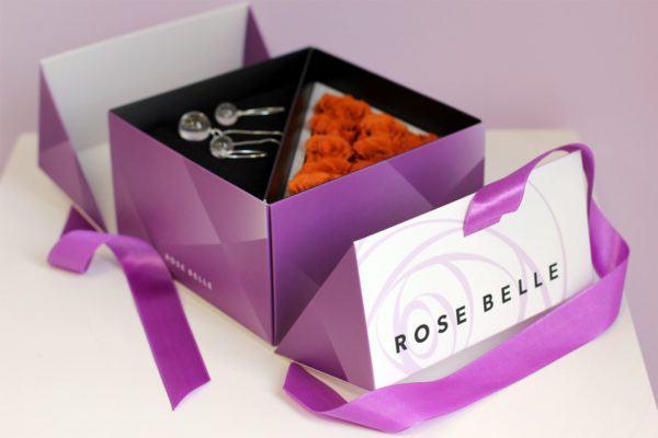 oryginalne kolczyki pięknie zapakowane w gift boxie